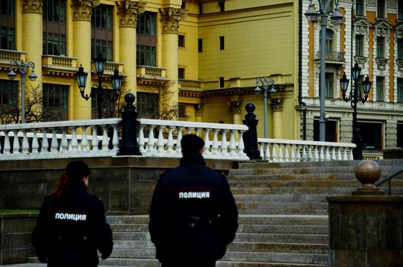 Полицейские УВД юга столицы задержали подозреваемого в умышленном причинении тяжкого вреда здоровью