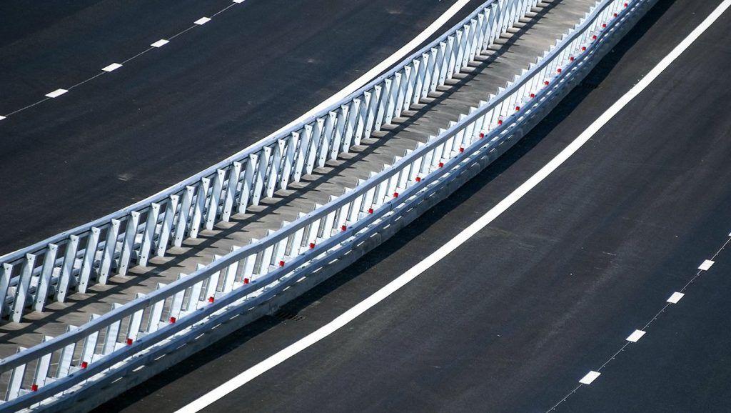 Строительство моста через Кожуховский затон почти завершили. Фото: сайт мэра Москвы