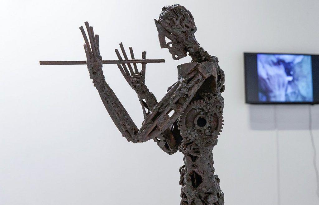 Абстрактная скульптура из камней и бронзы может появиться в Даниловском районе. Фото: сайт мэра Москвы