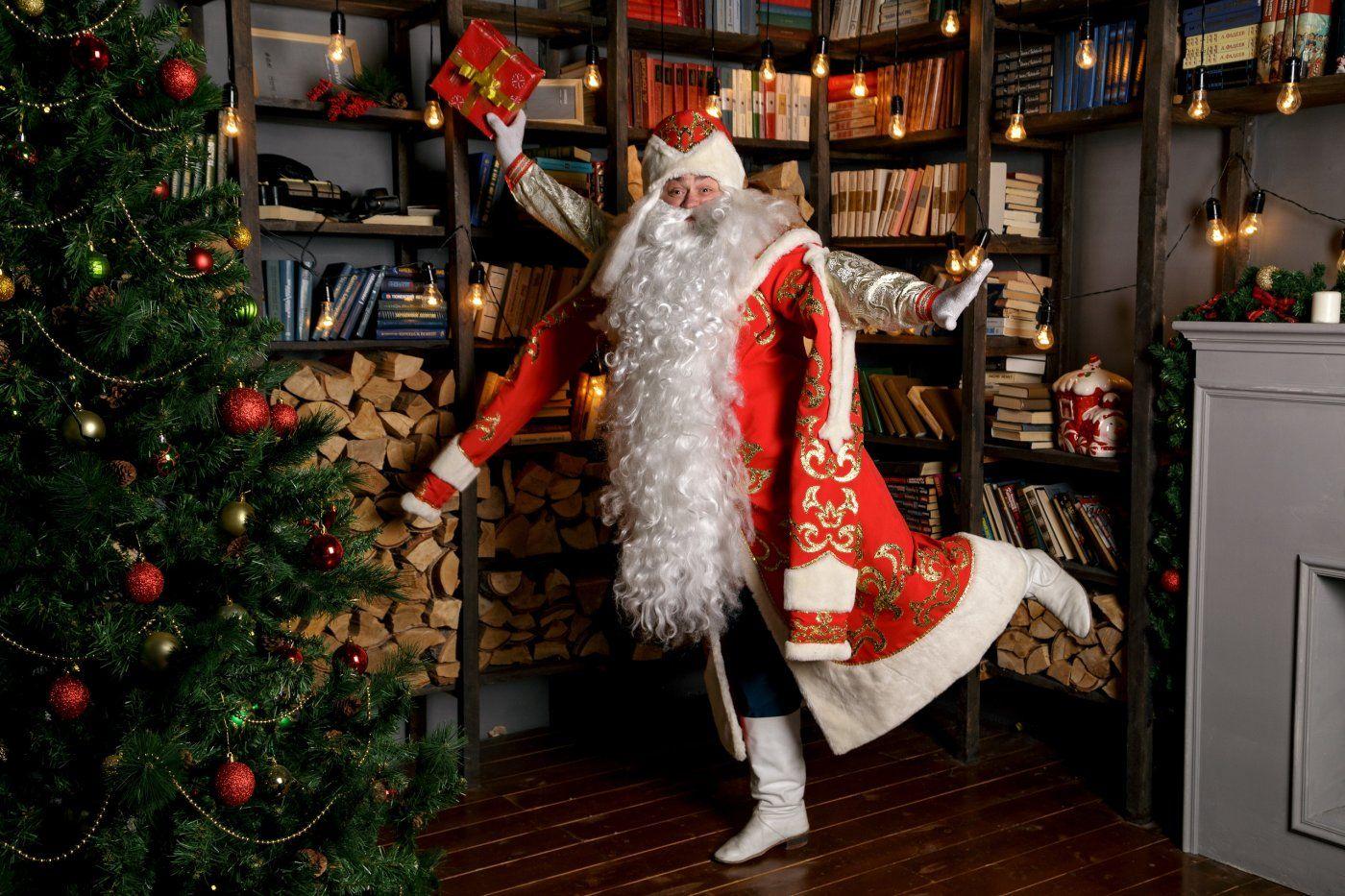 Топ-5 Дедов Морозов из разных уголков Земли