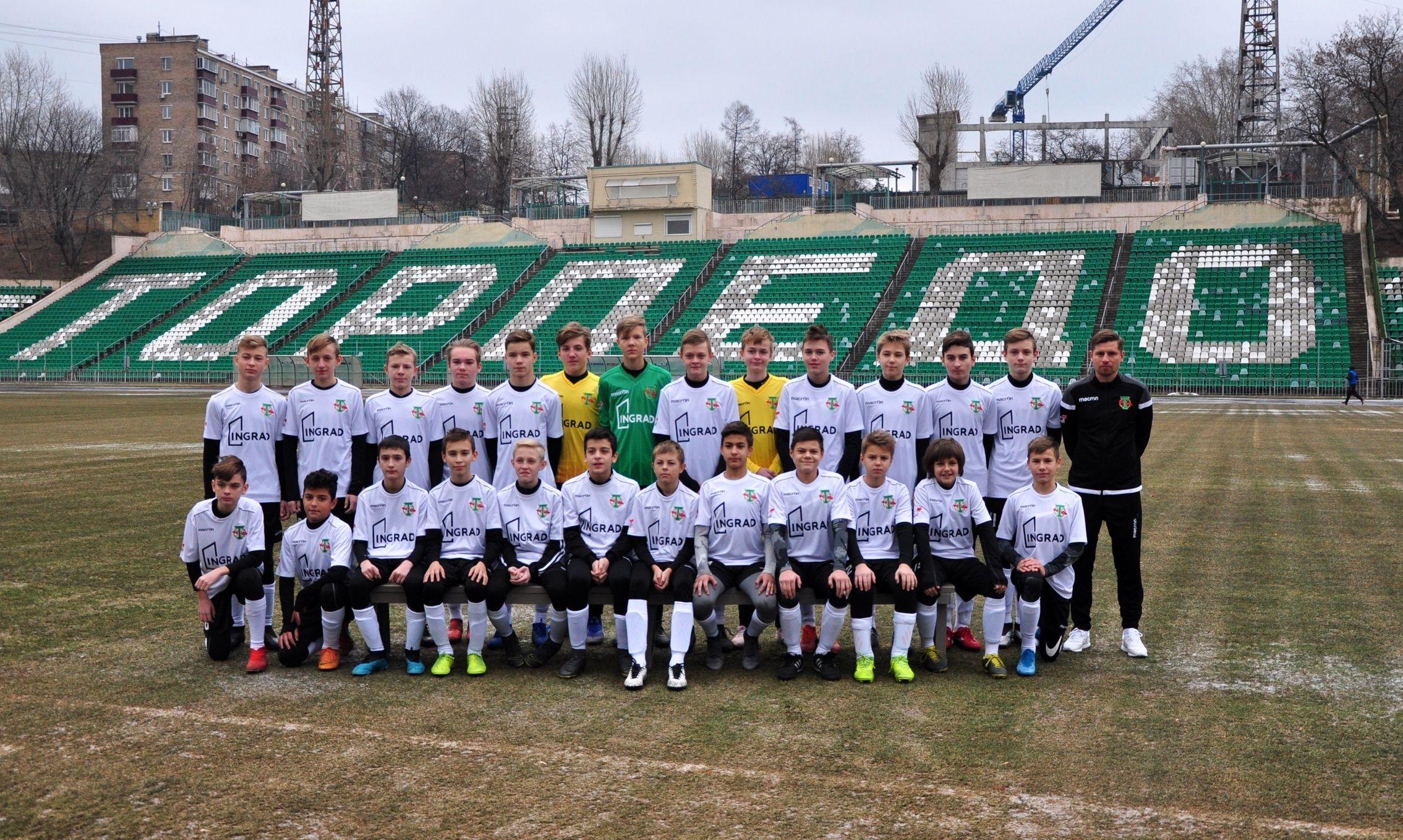Футболисты «Торпедо» одержали победу в первом туре «Юных стрельцов»