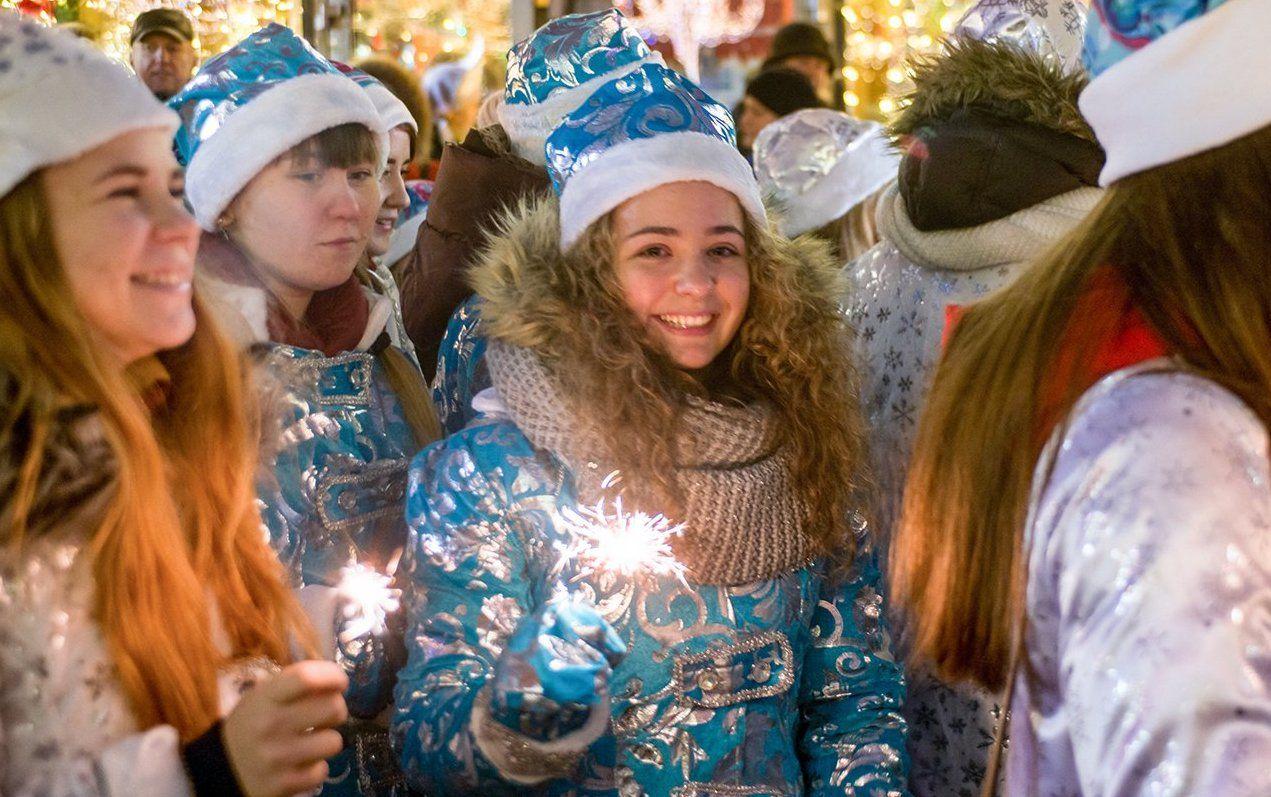 Новогодние традиции в разных странах обсудят в «Авангарде»