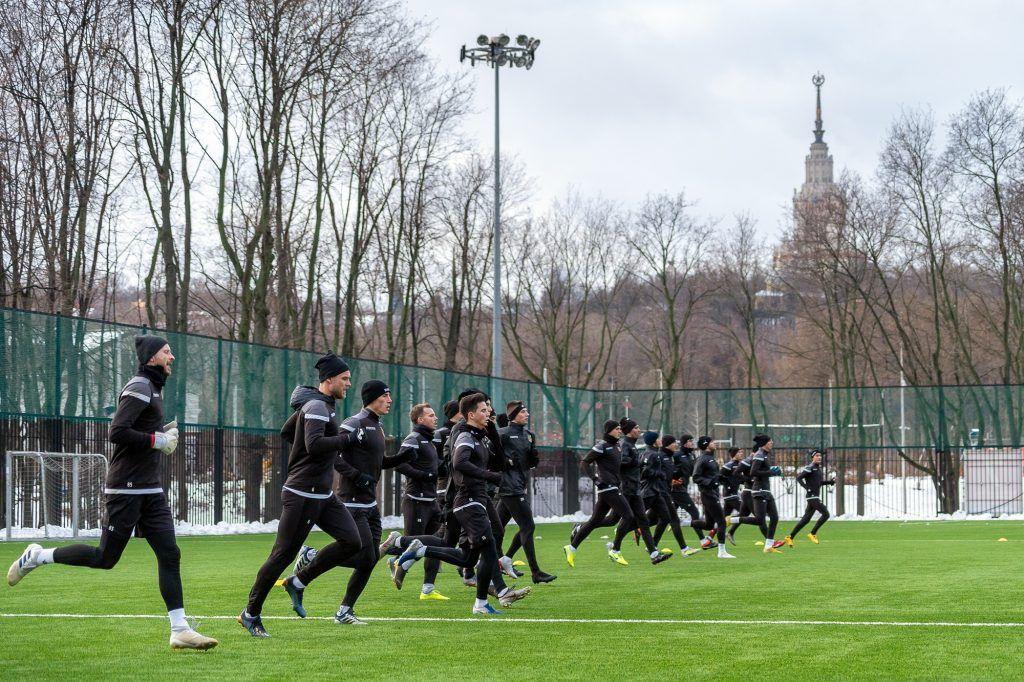 Футболисты «Торпедо» отправятся на сбор в Испанию. Фото: официальная страница ФК «Торпедо» ВКонтакте