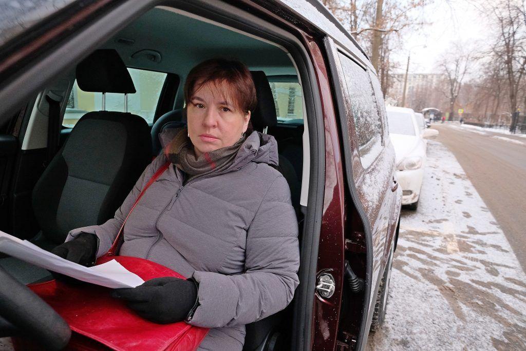 Дептранс проверит штрафы за парковку из-за сбоев в работе Росреестра. Фото: Максим Аносов, «Вечерняя Москва»