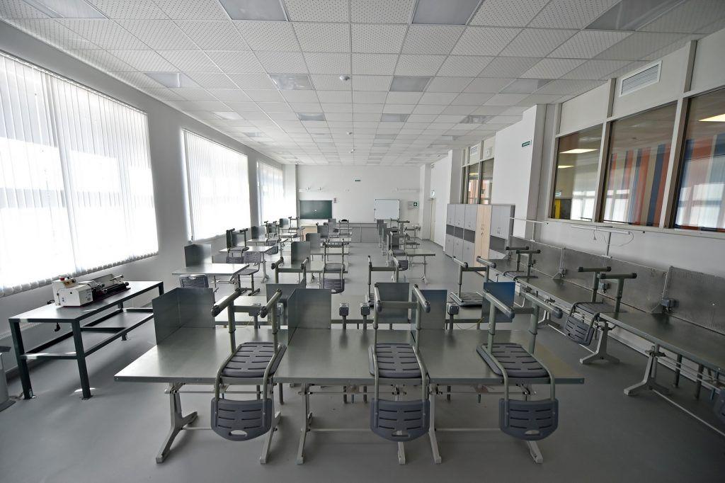 Экспериментальную школу-гигант на территории ЗИЛа открыли. Фото: сайт столичного Комплекса градостроительной политики и строительства