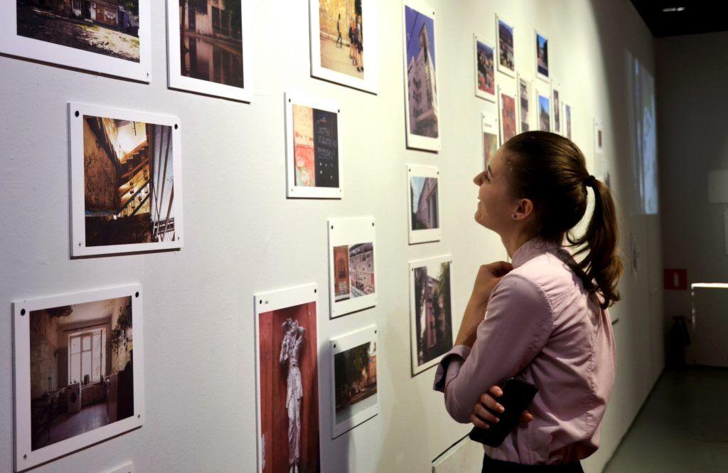 Формы в пространстве: новую выставку откроют в галерее «На Каширке». Фото: Анна Быкова