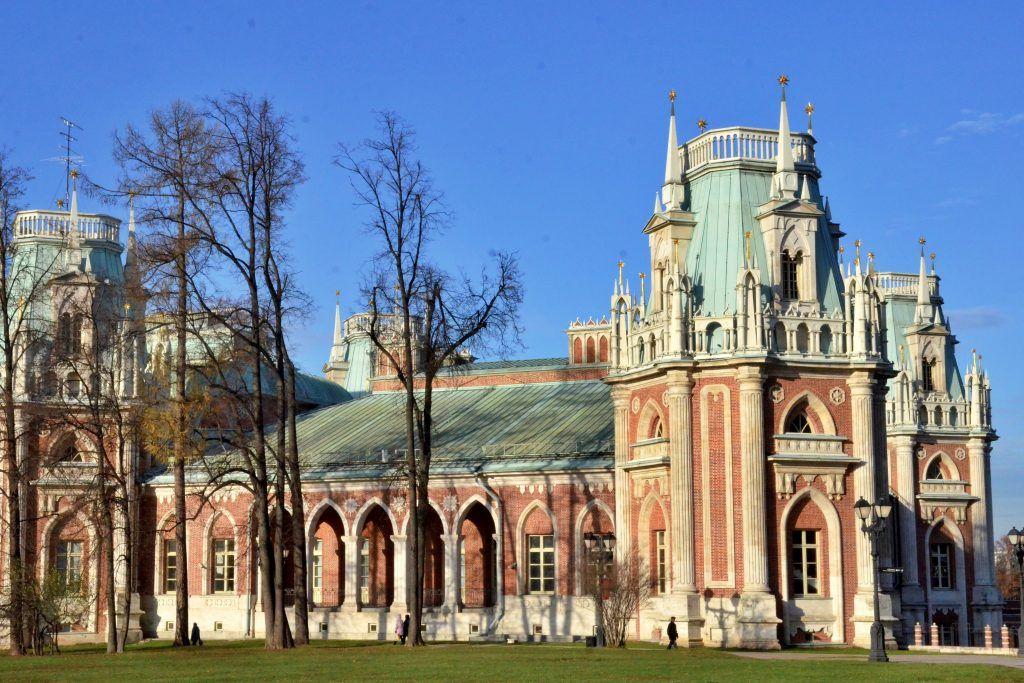 Столица представит музей-заповедник «Царицыно» на международной выставке