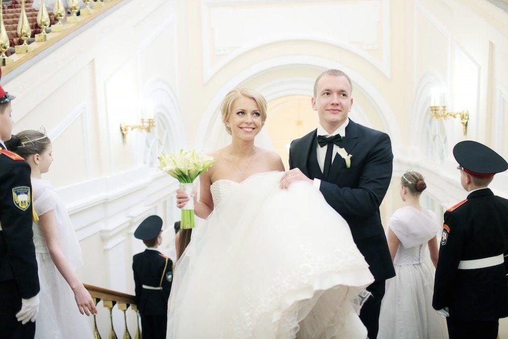Усадьба Васильчиковых стала новой площадкой для регистрации брака