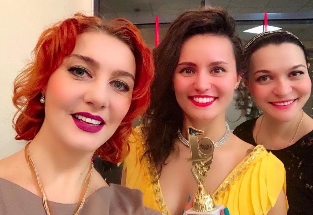 Вокалистка студии при «Братееве» стала лауреатом международного конкурса