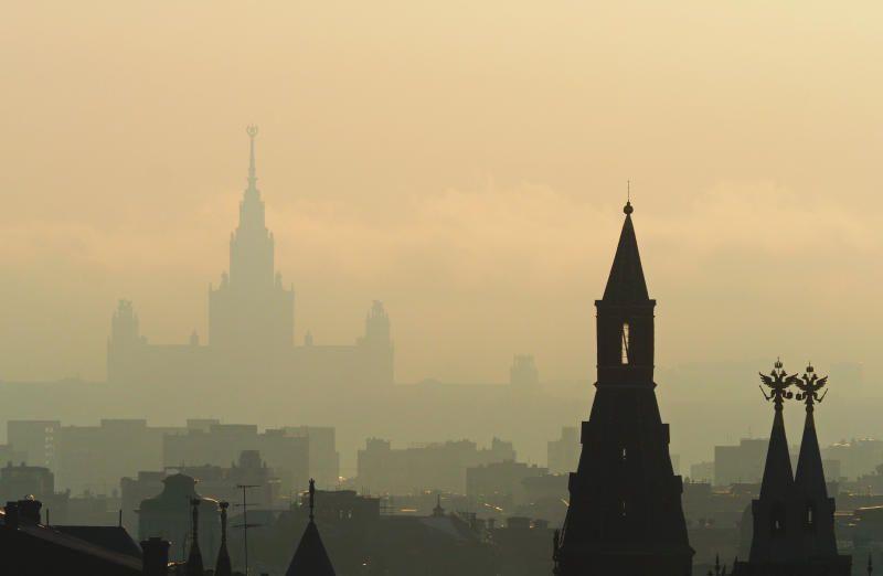Синоптики Москвы объявили «желтый» уровень опасности из-за тумана