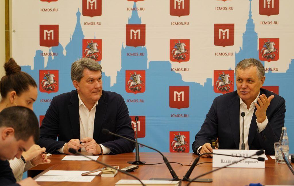 Итоги развития Новой Москвы подвели на пресс-конференции