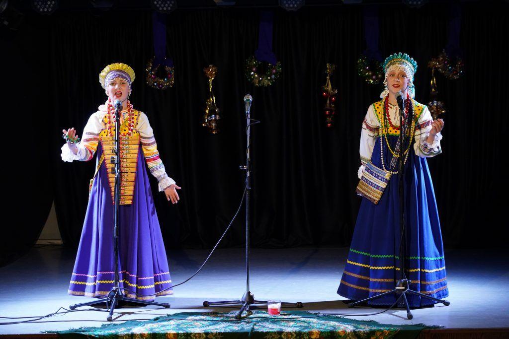 Концерт детского хора прошел в Культурном центре «Дружба»