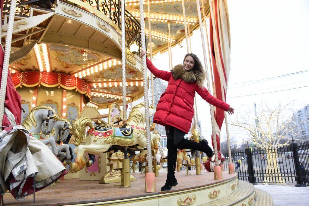 Более 50 площадок «Путешествия в Рождество» будут открыты для горожан до конца января