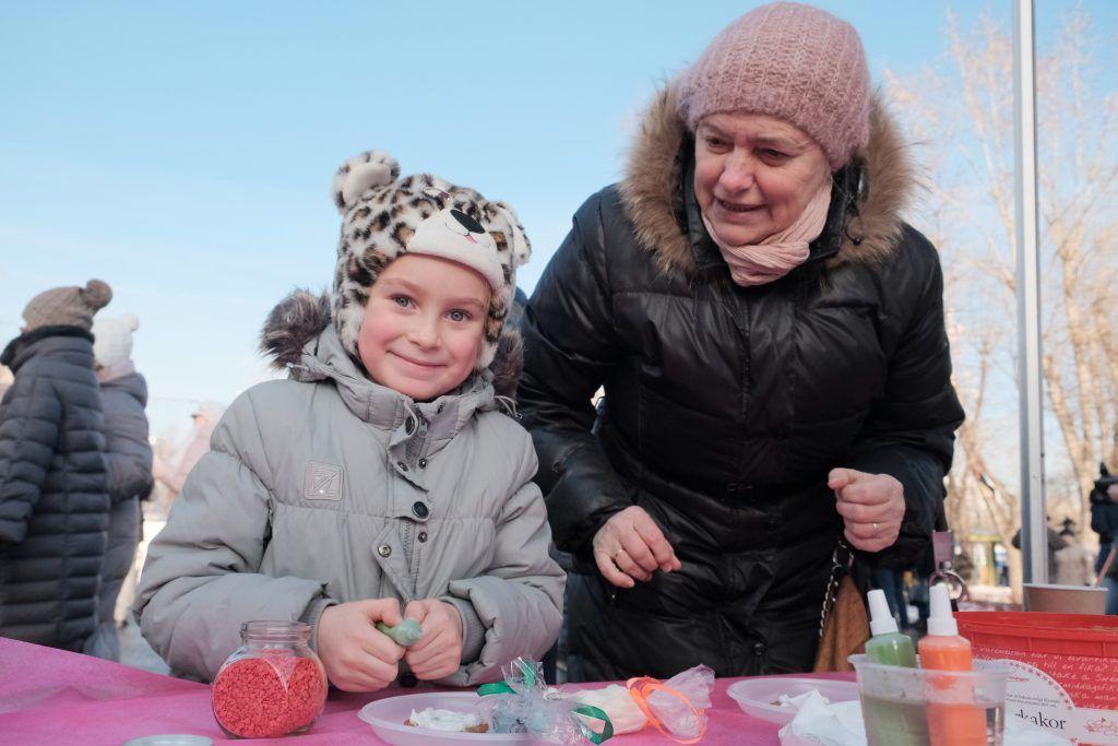 Игры на свежем воздухе: зимний фестиваль проведут на «Борисовских прудах»