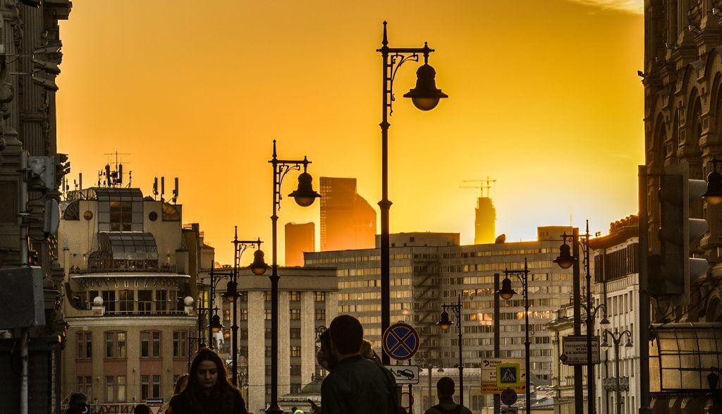 Московские выходные будут солнечными
