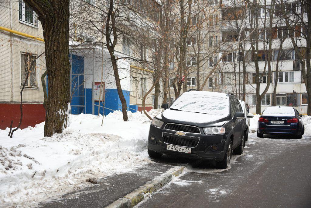 Активные москвичи попросили увеличить количество парковочных мест