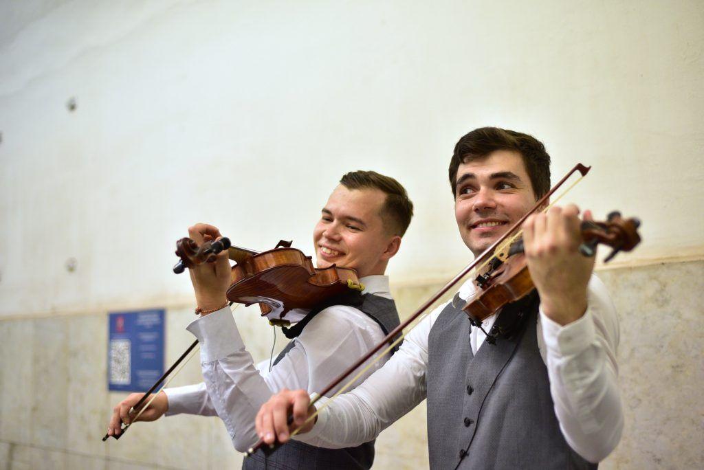 Артистам предложили стать участниками проекта «Музыка в метро»