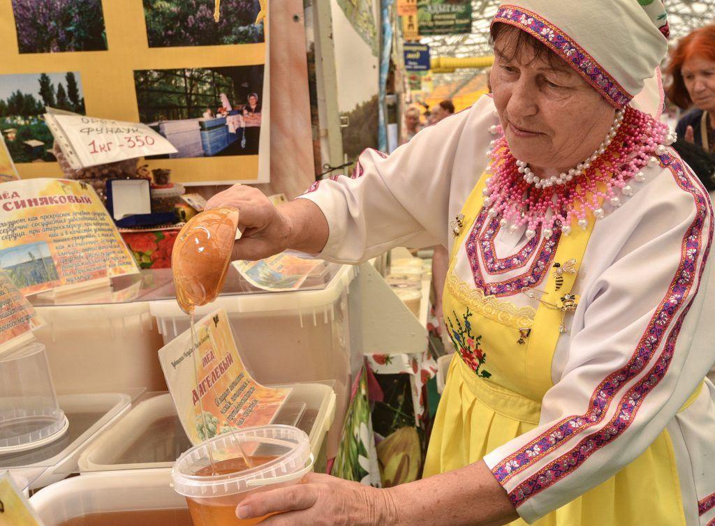 Самую масштабную в России ярмарку меда откроют в «Коломенском»