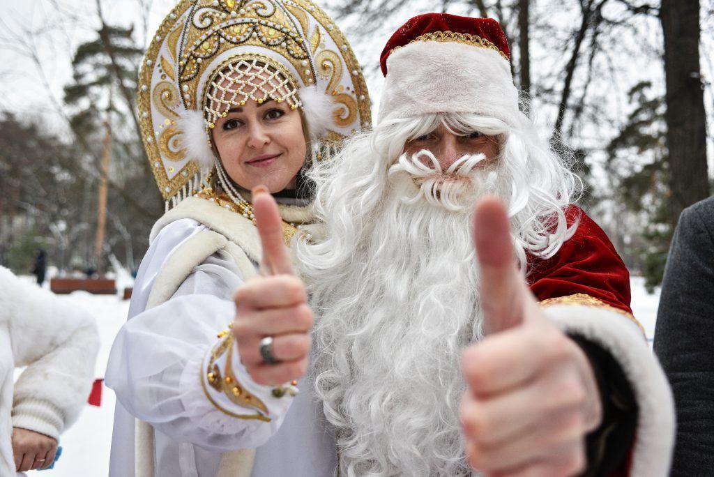 Пятиградусный мороз ждет Москву в четверг