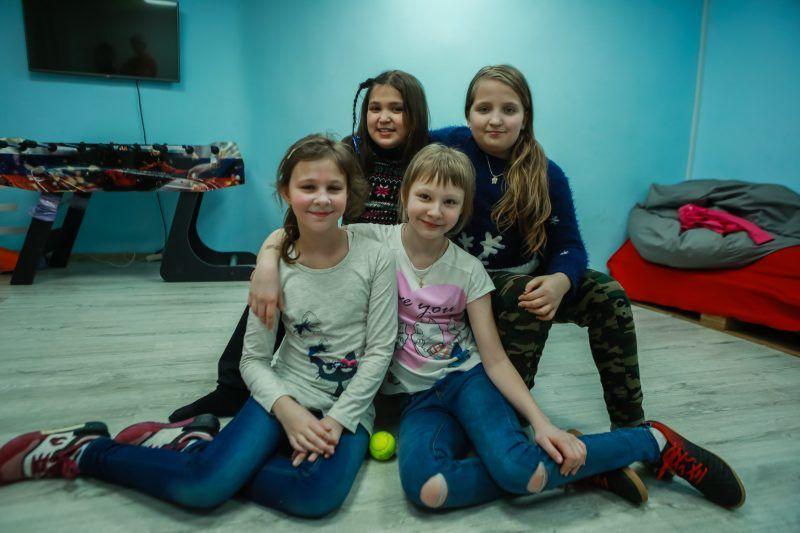 Юные жители Нагатинского Затона осваивают театральное мастерство