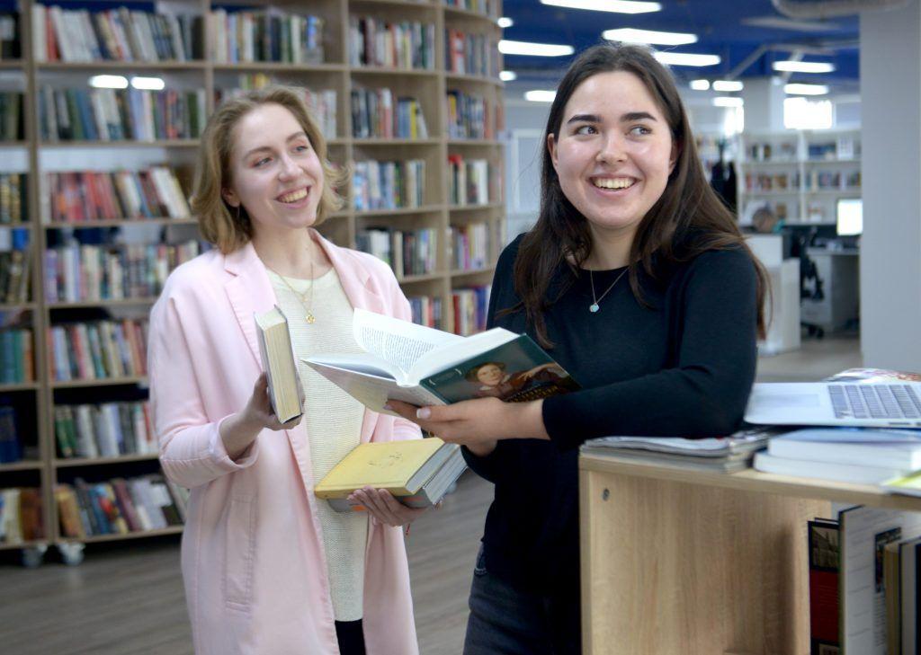 Студент в душе: эрудит-шоу проведут в библиотеке №137