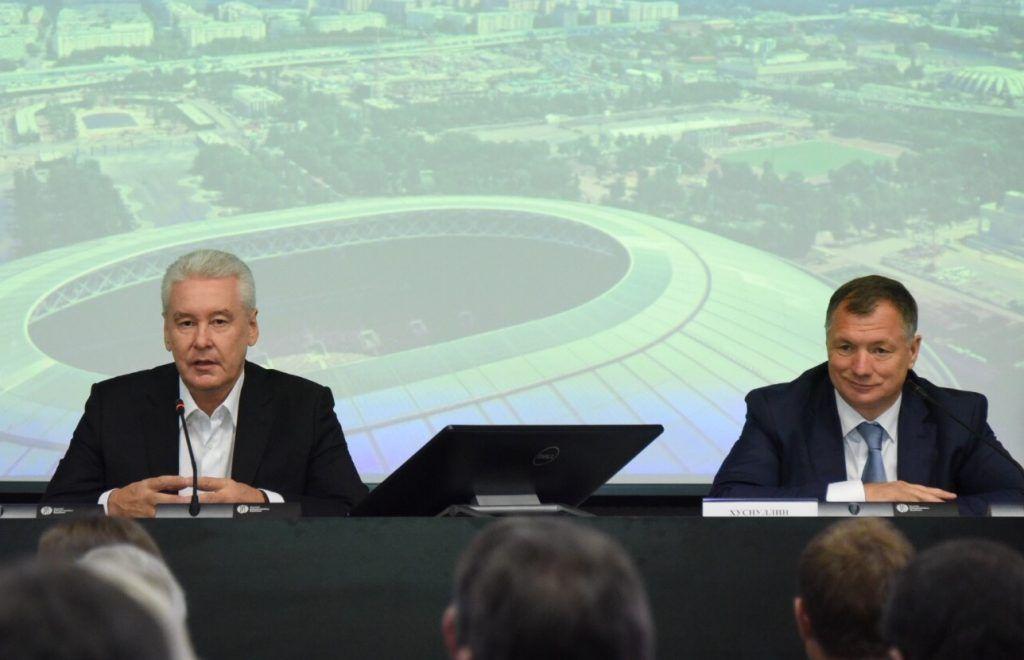 Сергей Собянин прокомментировал назначение Марата Хуснуллина вице-премьером