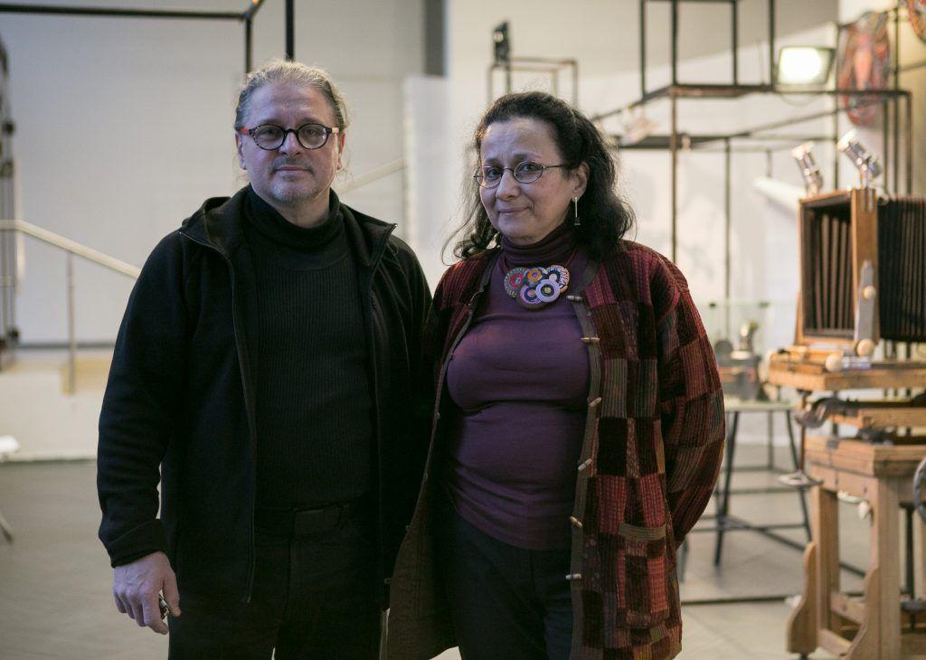 Дело семейное: пара художников преподает в Культурном центре ЗИЛ
