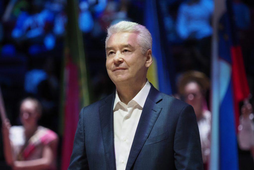 Собянин рассказал о планах увеличения объемов строительства медучреждений в Москве