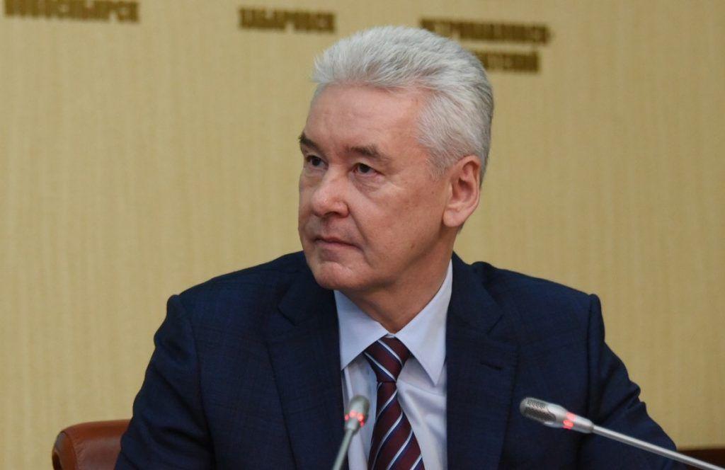 Собянин открыл платформу Остафьево МЦД-2