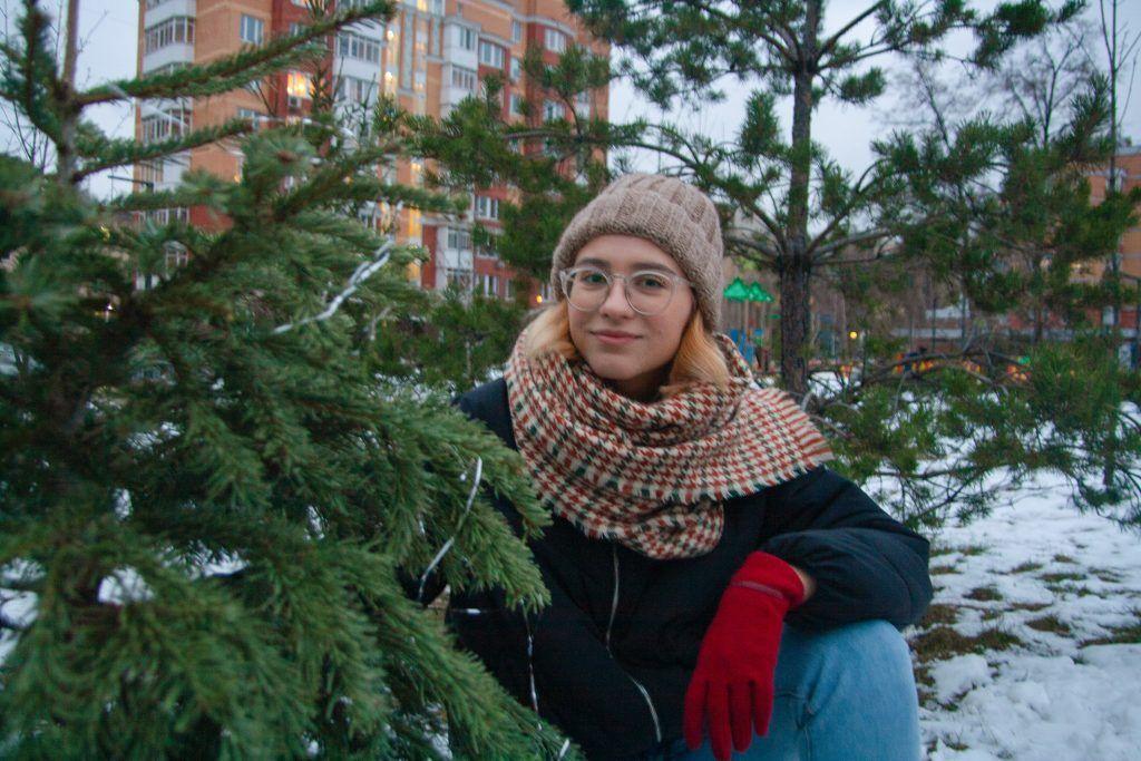 Благоустройство и экология:новогодние хвойные помогают в улучшении городской среды