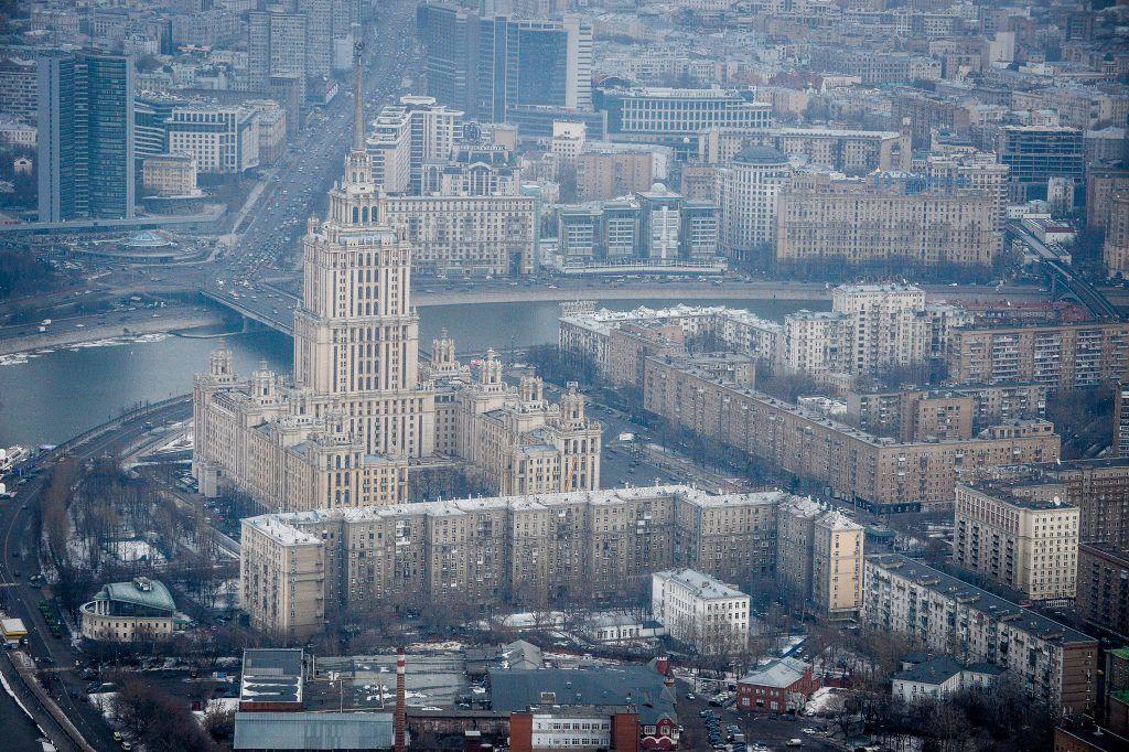 Москва сдала в аренду 70 объектов по льготной ставке. Фото: Александр Казаков