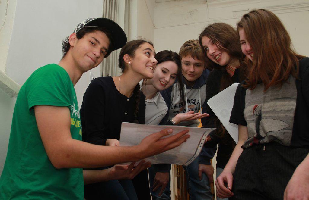 День студента отметят в НИЯУ МИФИ. Фото: Наталия Нечаева, «Вечерняя Москва»