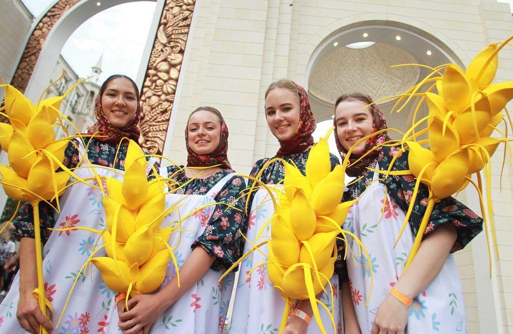 Юбилей Выставки отпраздновали с помпой. Фото: Наталья Нечаева