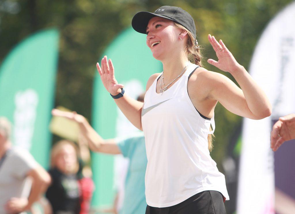 Москвичи выберут летние спортивные занятия на открытом воздухе