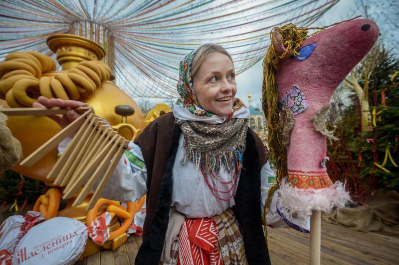 Стартовал прием заявок на участие в фестивале «Московская Масленица»