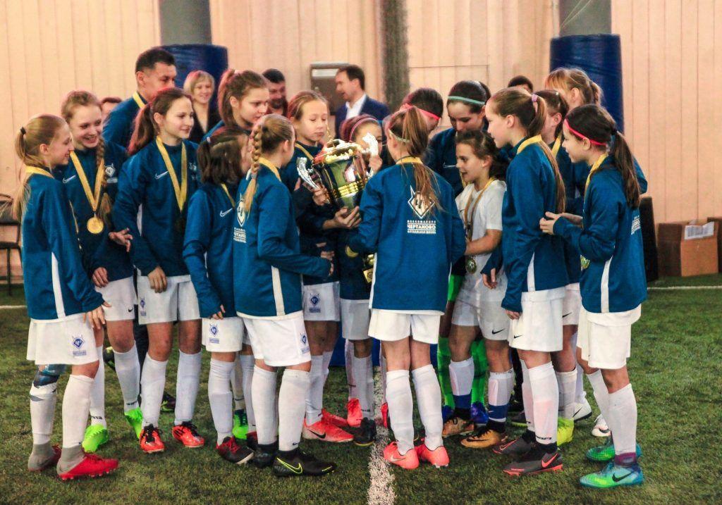 Футболистки «Чертаново» одержали несколько побед на выходных. Фото: официальная станица Женского футбола Чертаново ВКонтакте