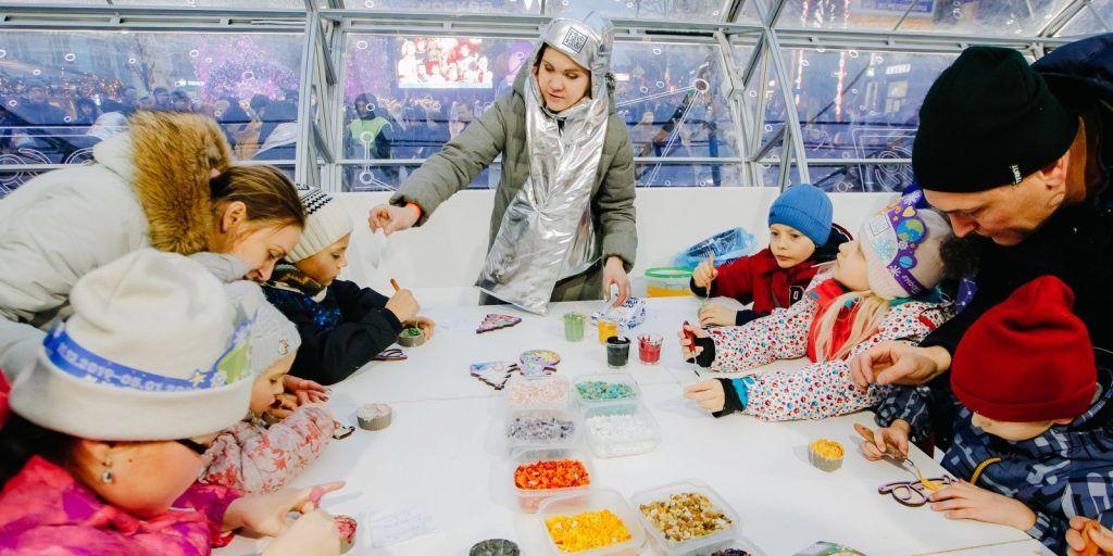 Традиционные европейские угощения попробуют гости и жители столицы на Рождество