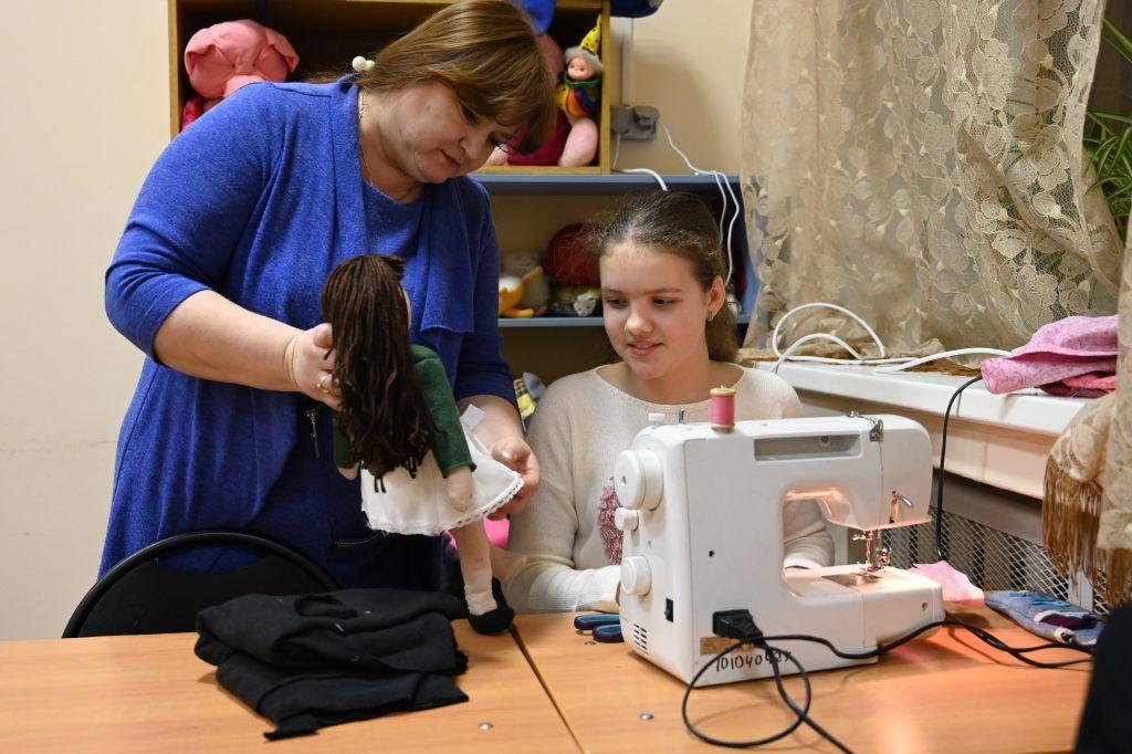 Мир светлых детских фантазий воплотили в жизнь в студии «Золушка»