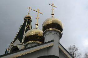 В Москве построят около ста храмов в ближайшие десять лет. Фото: Владимир Смоляков
