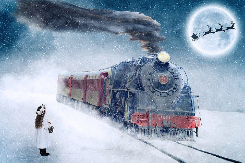 Со 2 по 6 января в библиотеках округа запустили традиционную программу «Южный экспресс в новогоднюю сказку». Фото: pixabay.com