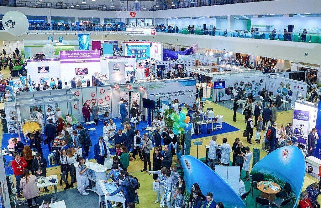 Москва — один из мировых лидеров по внедрению инноваций в здравоохранении