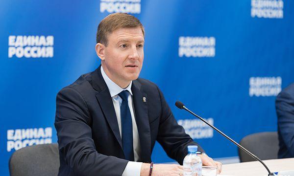 Фото: сайт партии «Единая Россия»