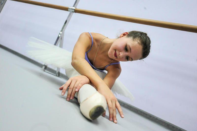 Школу хореографии откроют на юго-западе Москвы