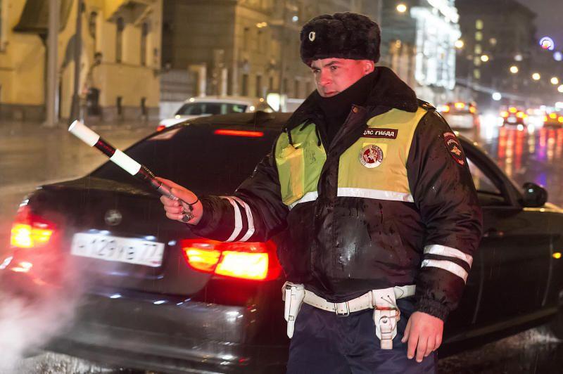 В Москве пройдет рейд «Нетрезвый водитель»
