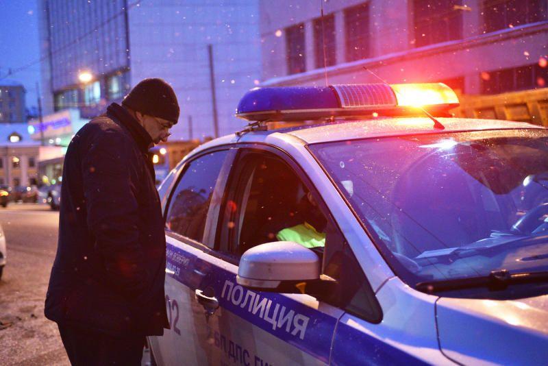 Полицейские УВД по ЮАО задержали подозреваемого в покушении на мошенничество в сфере страхования