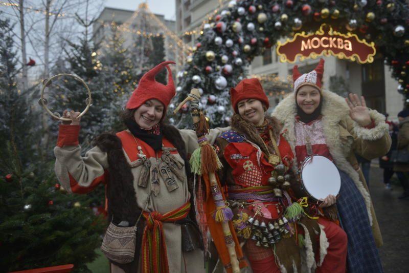Гостей фестиваля «Путешествие в Рождество» пригласили на спектакли