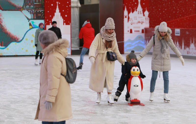 Жителей и гостей столицы пригласили на мероприятия в рамках фестиваля «Путешествие в Рождество»