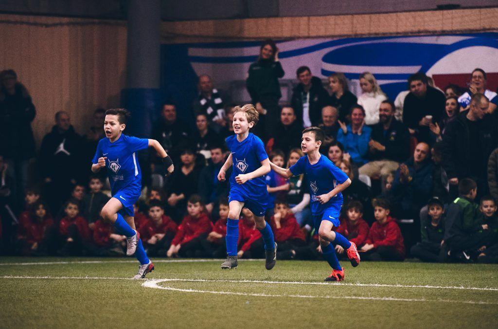 Расписанием турниров на 2020 год поделились в футбольной школе «Чертаново». Фото: официальная страница ФШ «Чертаново» ВКонтакте