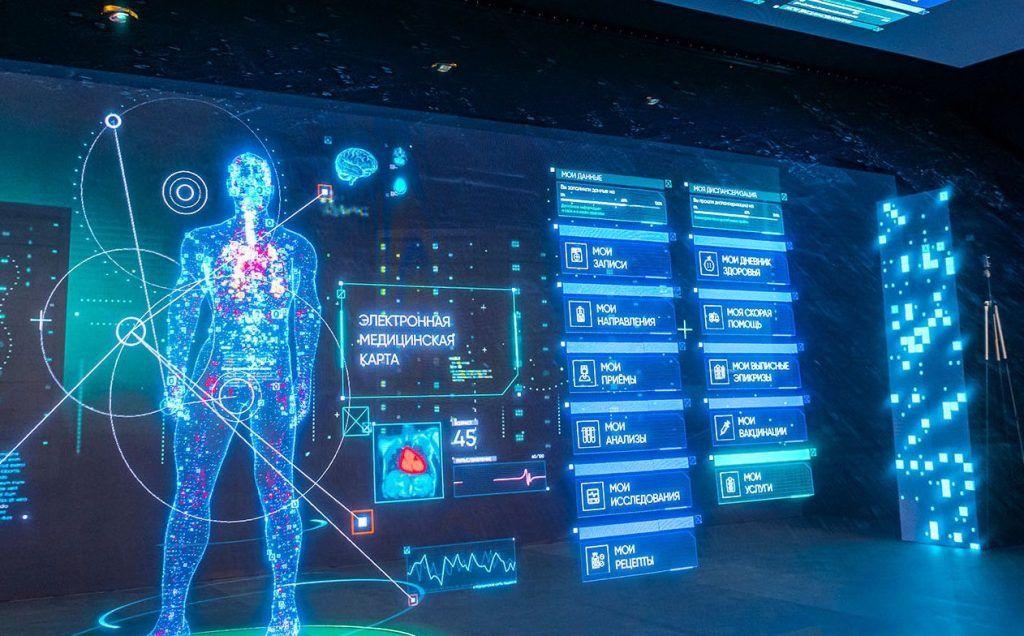 На ассамблее «Здоровая Москва» обсудили цифровизацию здравоохранения. Фото: сайт мэра Москвы