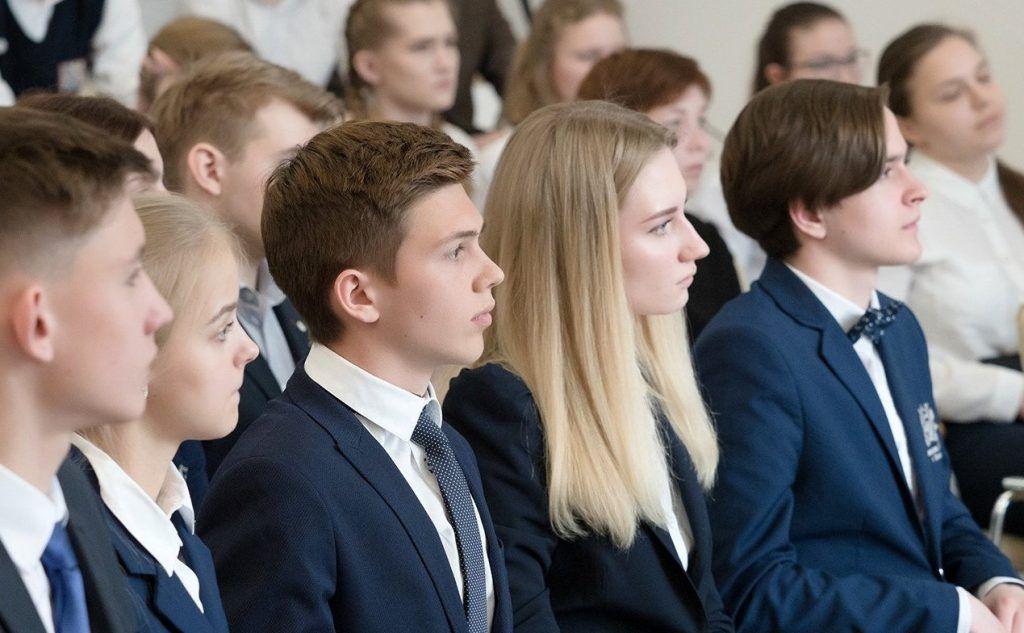 Ученики школы №630 сразятся в политических дебатах